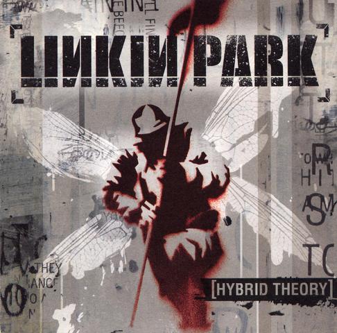 1er álbum de LINKIN PARK: HYBRID THEORY