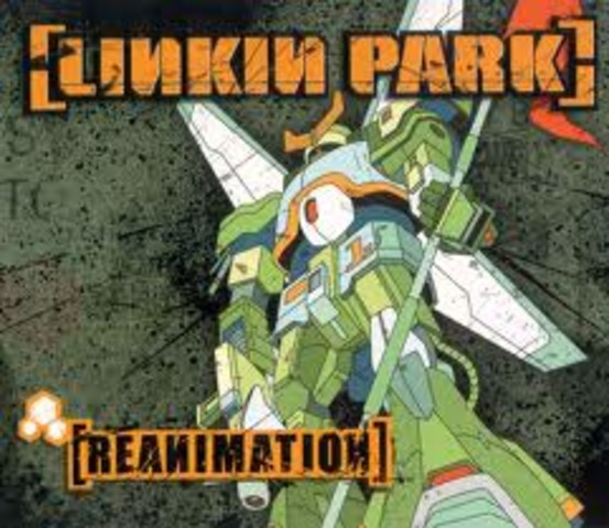 2o disco de LINKIN PARK: REANIMATION