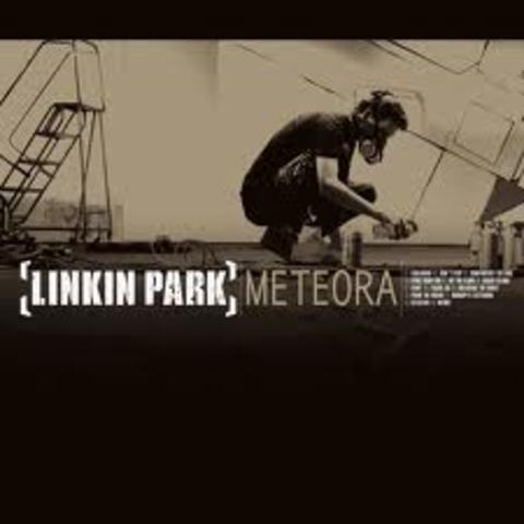 2o álbum del grupo LINKIN PARK: METEORA