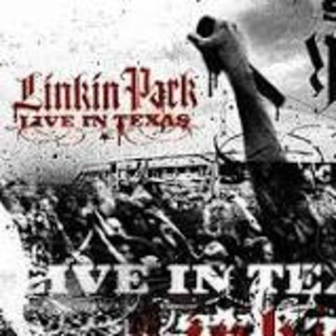 2o DVD en directo de LINKIN PARK: LIVE IN TEXAS
