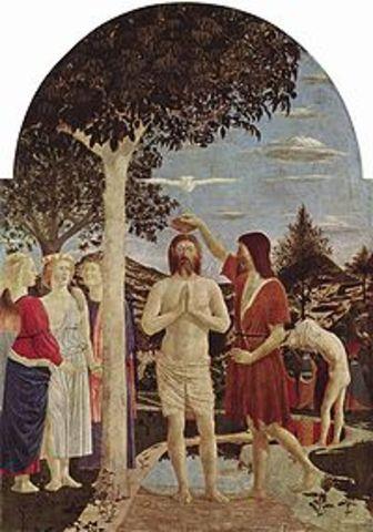 San Juan (Natividad de san Juan Bautista)