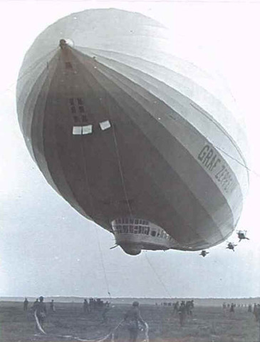 First Zeppelin