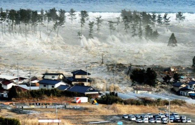 The Great East JapanEarthquake and the Tsunami