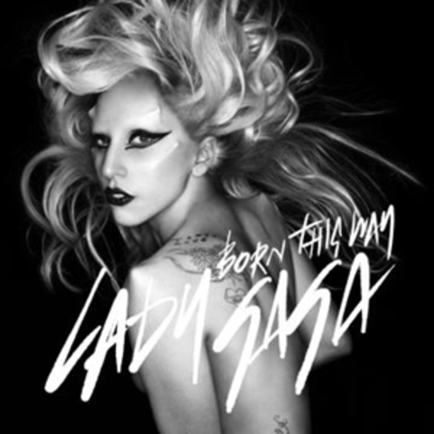 Lady Gaga Claims 1,000th Hot 100 No. 1 with 'Born This Way'