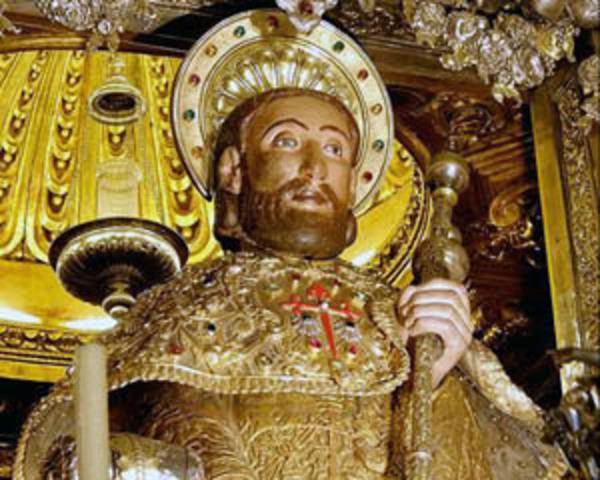 El Apósto Santiago (patrono de España)