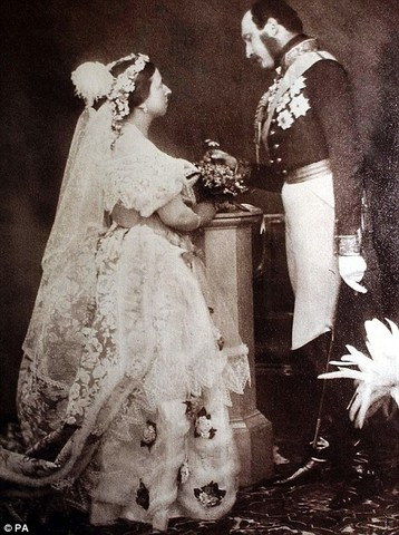 Married Prince Albert
