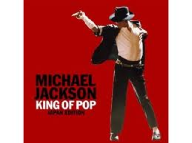 "Album ""King of Pop"""