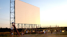 History of the Drive-In Theatre timeline