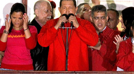 Cronología de la salud de Chávez timeline