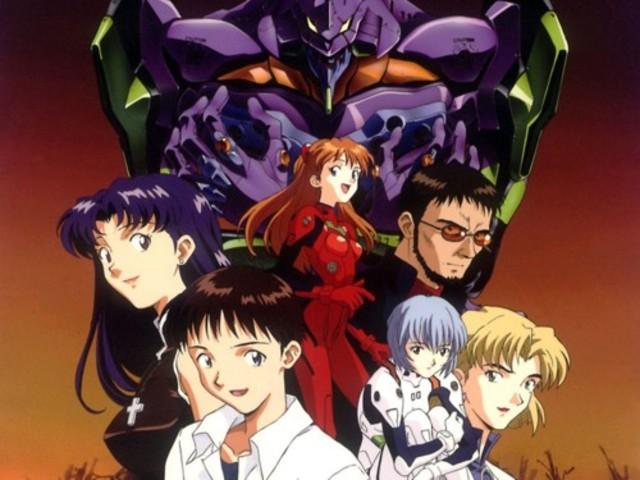 [concluido] 58. Animes - Assistir a todos os episodios de Neon Genesis Evangelion