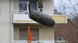 Bombenfunde in Gahmen timeline