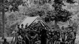 The Union in Peril 1846-1861 timeline