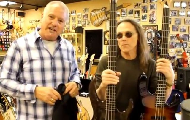 TBS Visits Norman's Rare Guitars