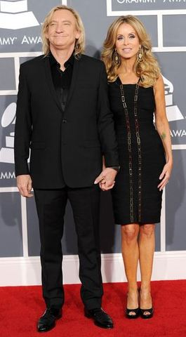 Joe Walsh at the Grammy Awards