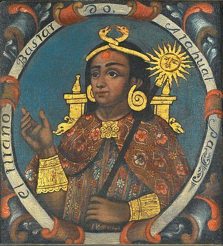 Atahualpa wins the civil war