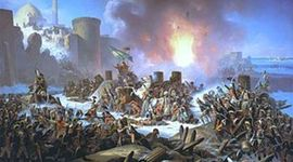 Russo-Turkish War  timeline