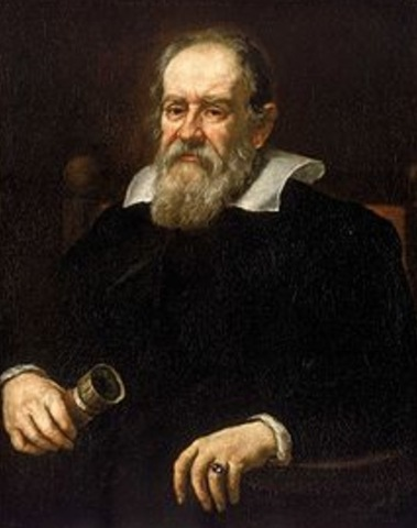 Galileo invents a thermometer