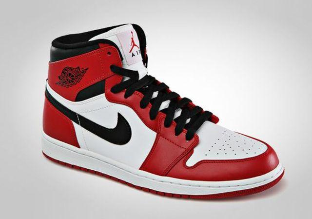 The History of Michael Jordan's Shoes timeline | Timetoast