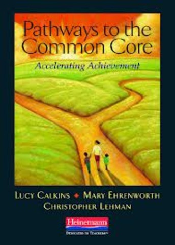 Pathways to the Common Core Book Study