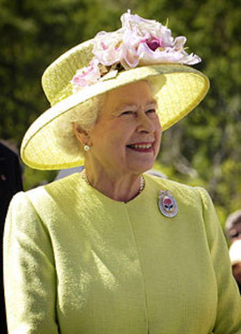 Elizabeth II succeed to the throne