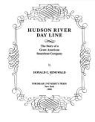 Beginning of Hudson River Day Line