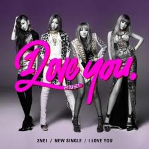 [2NE1] I Love You Teaser