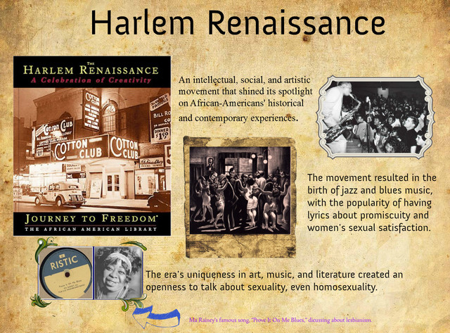 Music & Poetry of the Harlem Renaissance