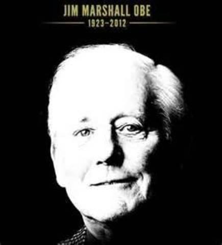 Jim Marshall Passed Away