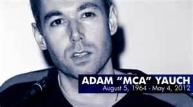 Adam Yauch Died of Cancer