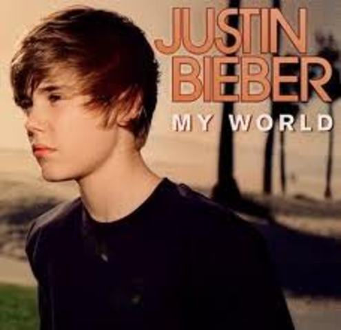 My World album was released