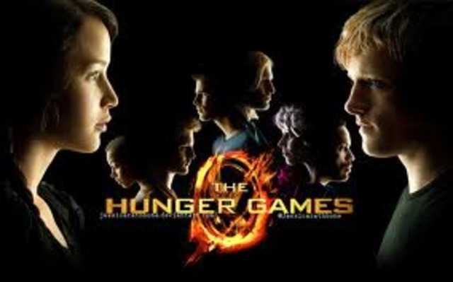 Hunger Games became big