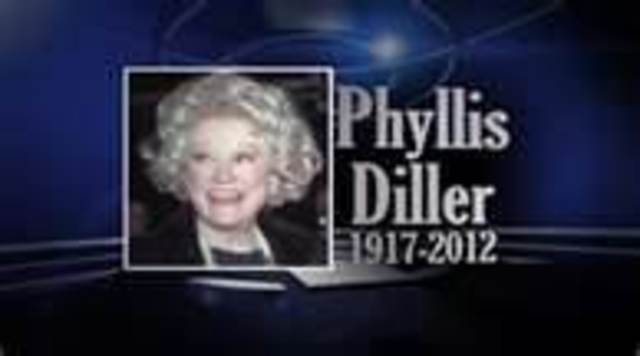Phyllis Diller Died