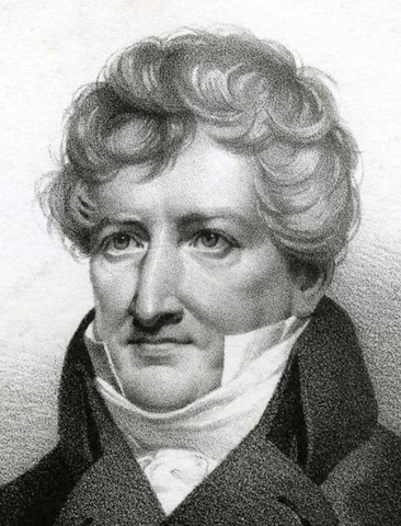 Muere Georges Cuvier