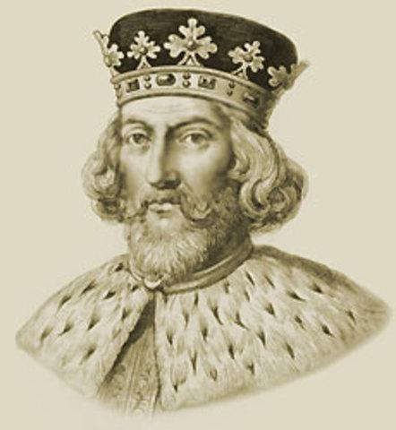 English king John and his barons signed the Magna Carta