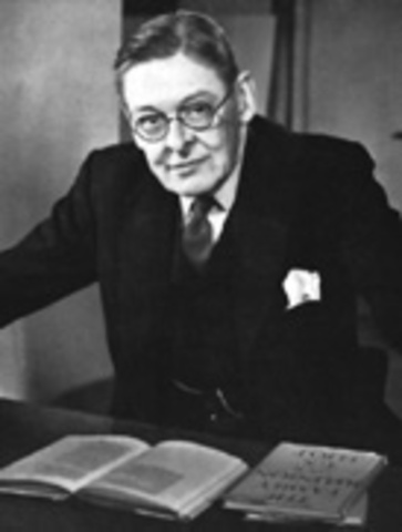 A biography of the life and times of ts eliot thomas