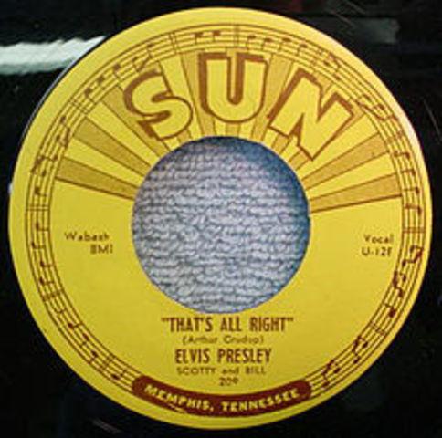 Elvis Presley's Version