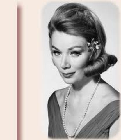 hair style of 1900 timeline | Timetoast timelines