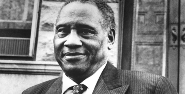 WHYY Serves as Media Partner for Paul Robeson Book Project