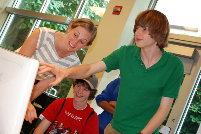 WHYY Welcomes Students to Young Journalists Summer Camp