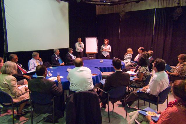 WHYY Hosts Eds-Meds Forum