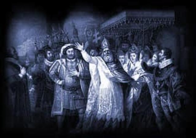 Henry VIII Shakespeares last play.