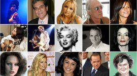 Famous birthdays in January timeline