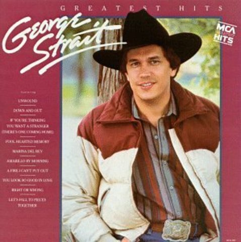 George Straits very First album