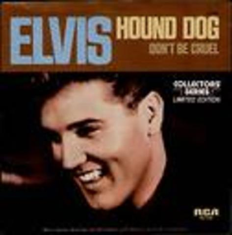 "Rock ""Hound Dog"" by Elvis Presley"