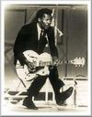 "Rock ""Johnny B. Goode"" by Chuck Berry"