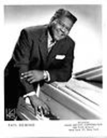 """R&B""""Ain't That a Shame"""" by Fats Domino"""