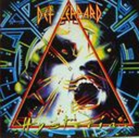 "Hair Metal, ""Hysteria"" by Def Leppard"