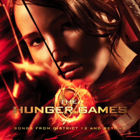 The Hunger Games album is released.