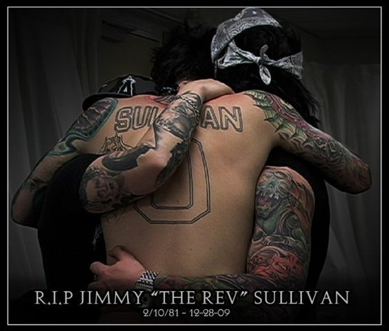 "Jimmy ""The Rev"" Sullivans Death"