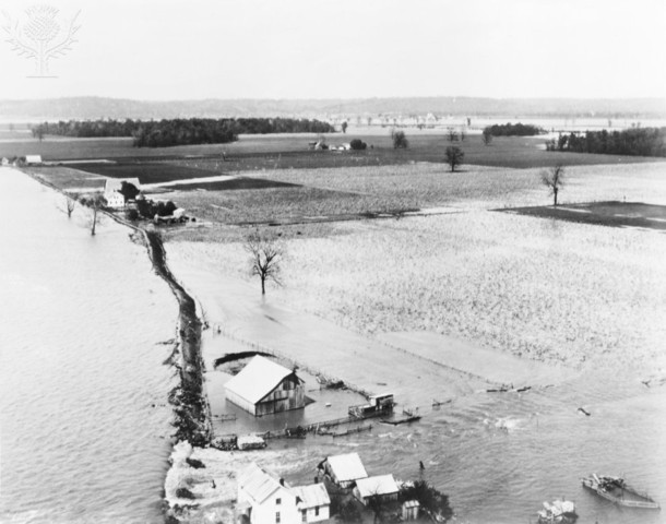The Great Mississippi River Flood